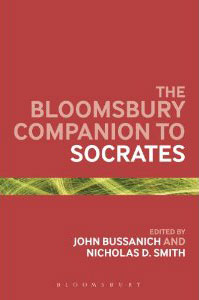 Cover of The Bloomsbury Companion to Socrates