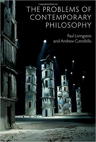 Cover of The Problems of Contemporary Philosophy